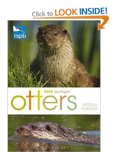 RSPB Spotlight: Otters by Nicola Chester